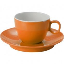 Hrnek Espresso Brunner oranžový - set 2ks