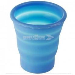Skládací pohárek Brunner Foldaway Glass modrý