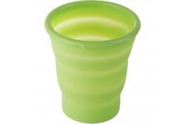 Skládací pohárek Brunner Foldaway Glass zelený