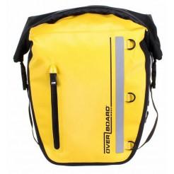 Vodotěsná taška na kolo OverBoard žlutá