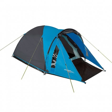 Turistický stan  Ascent 2 modrý pro 2 osoby - výprodej