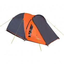 Turistický stan Yellowstone Ascent 2 oranžový