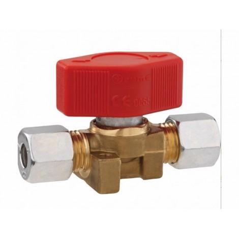 Plynový ventil 8x8