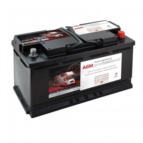 Palubní akumulátor MT AGM 120 AH
