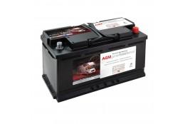 Trakční akumulátor MT AGM 120 AH