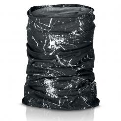 Šátek multifunkční Nordsen Kalahari černý