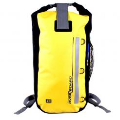 Vodotěsný batoh OverBoard Classic 20 l žlutý