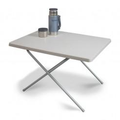 Kempingový stůl Kampa Duplex bílý