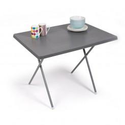 Kempingový stůl Kampa Duplex šedý