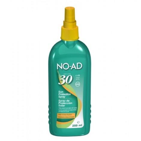 Sprej na opalování No-Ad SPF 30 250 ml
