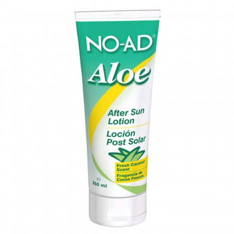 Krém po opalování No-Ad Aloe 250 ml