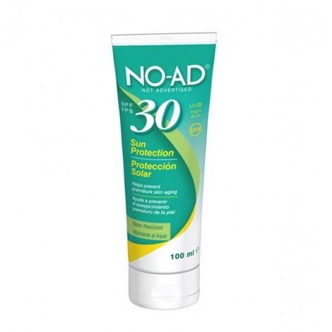 Krém na opalování No-Ad SPF 30 100 ml