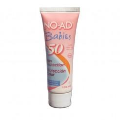 Krém na opalování No-Ad SPF 50+ Babies 100 ml