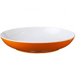 Hluboký talíř Brunner Spectrum oranžový 21cm