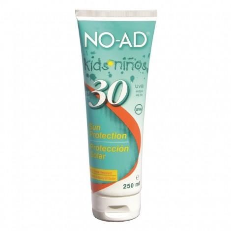 Krém na opalování No-Ad SPF 30 Kids 250 ml