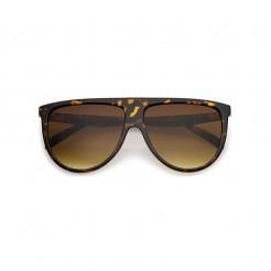 Sluneční brýle Zaqara Brooklyn černožluté