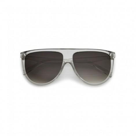 Sluneční brýle Zaqara Brooklyn šedé