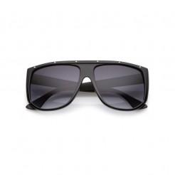 Sluneční brýle Zaqara Cristina černé