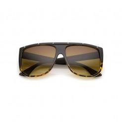 Sluneční brýle Zaqara Cristina černožluté tygrované