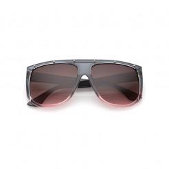 Sluneční brýle Zaqara Cristina černorůžové