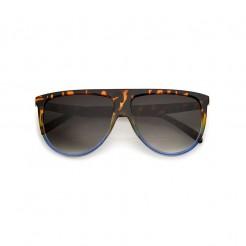 Sluneční brýle Zaqara Brooklyn tygrované modré