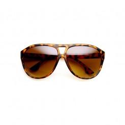 Sluneční brýle Zaqara Faith černohnědé