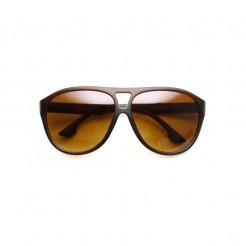 Sluneční brýle Zaqara Faith matné hnědé