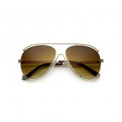 Sluneční brýle Zaqara Irene zlaté