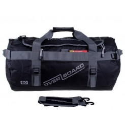 Nepromokavá taška OverBoard Adventure Duffel 60 l černá