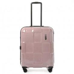 Cestovní kufr Epic CRATE Reflex růžový 68 l