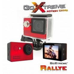 Outdoorová kamera GoXtreme Rallye červená