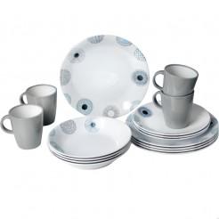 Melaminové nádobí Brunner Deep Sea - Set Lunch Box