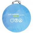 Samorozkládací stan Yellowstone Pitch 2 modrý pro 2 osoby