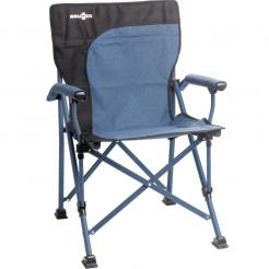 Skládací kempingová židle Brunner Raptor Demtex modrá