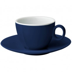 Hrnek Espresso Brunner tmavě modrý