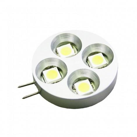 LED žárovka Haba G4 12V/0,8W horizontální