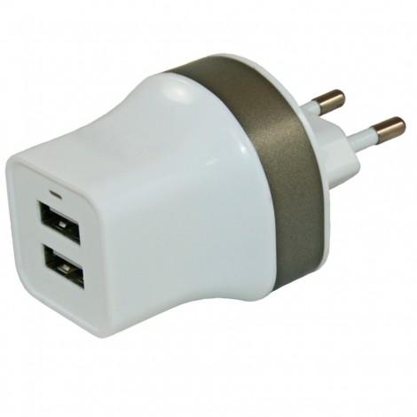 USB nabíječka Haba 2 x USB
