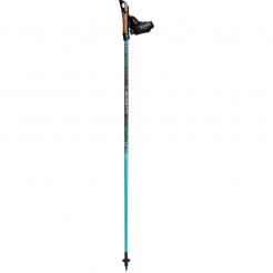 Trekingové hole Guidetti VDF UT50 105 tyrkysové