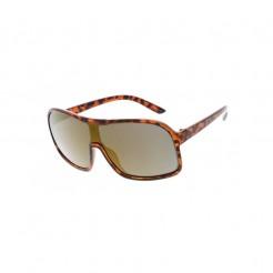 Sluneční brýle Zaqara Laura černohnědé