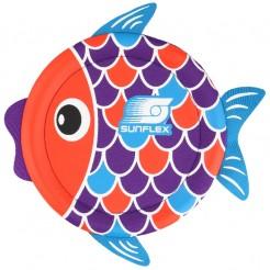 Neoprenový létající disk Sunflex Fish