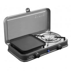 Kempingový plynový vařič Cadac 2-Cook Deluxe  2  s grilem