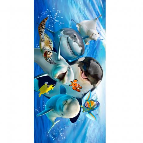 Plážová osuška Copa Ocean Selfie
