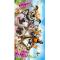 Plážová osuška Copa Pet Selfie