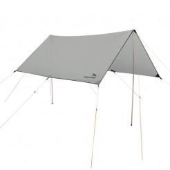 Sluneční střecha Easy Camp Tarp 4 x 4 šedá