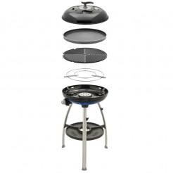 Kempingový plynový gril Cadac Carri Chef 2 BBQ/Chef Pan