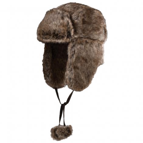 Dámská zimní čepice beranice Scala Faux Fur Trooper