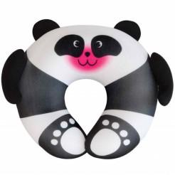 Dětský cestovní polštář na krk Travel Blue Fun Pillow Panda