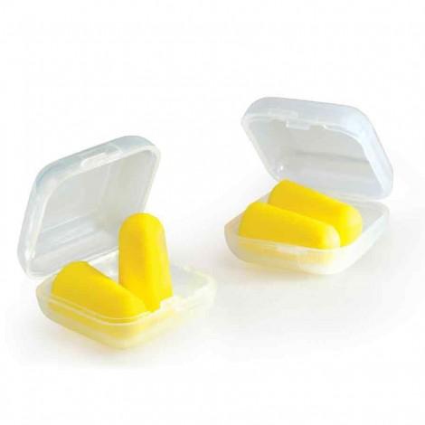 Špunty do uší Travel Blue Ear Plugs (2ks)