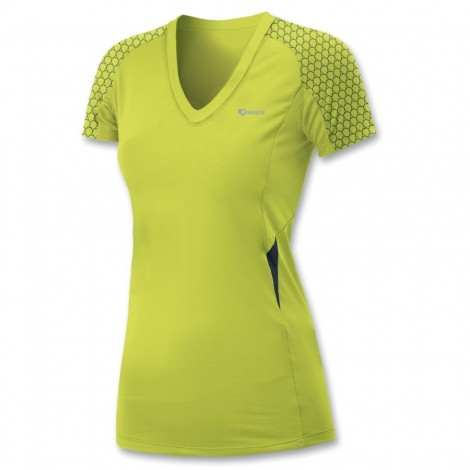Dámské triko Artemisia zelené
