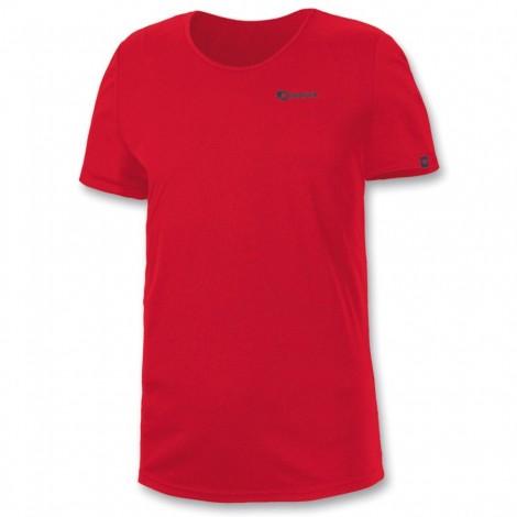 Pánské triko Lomami červené